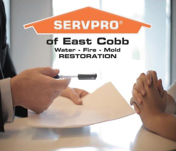SERVPRO of East Cobb is a preferred service