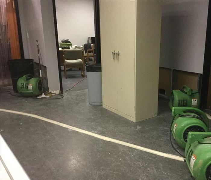 Commercial SERVPRO of East Cobb are Commercial Drying Specialists