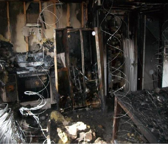 Fire Damage Kitchen Cooking Fires Prevention & Tips