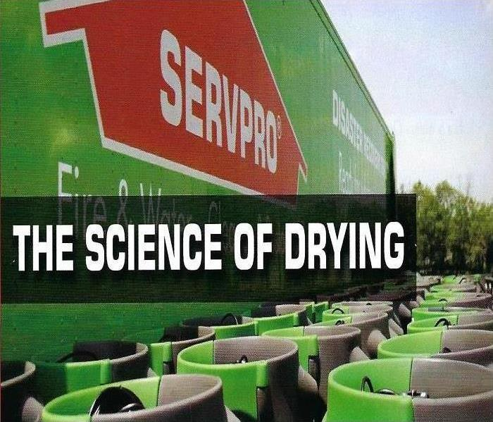 Water Damage The Science Behind the Drying Process