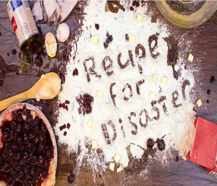 holiday baking recipe for disaster