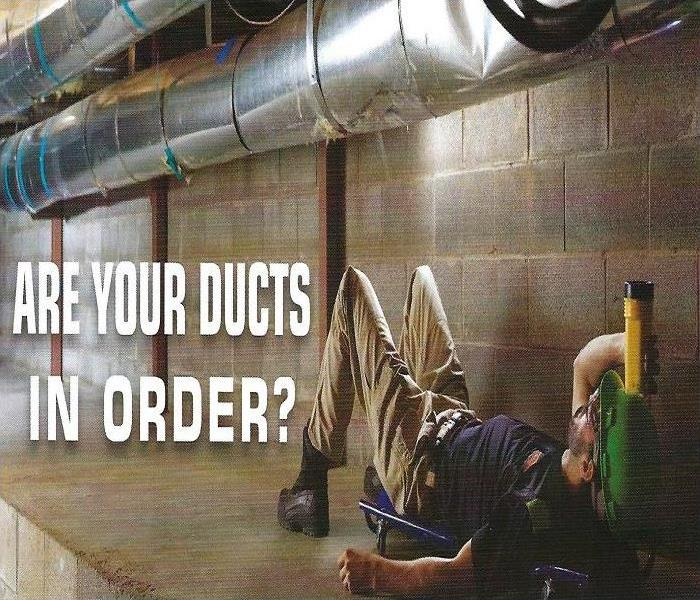 Mold Remediation Are Your Ducts In A Row?