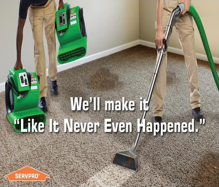 Why SERVPRO Why SERVPRO of East Cobb?