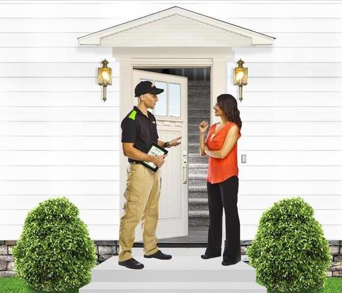 Why SERVPRO What to Expect When You Call SERVPRO of East Cobb